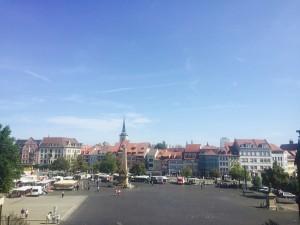 Erfurt By Day