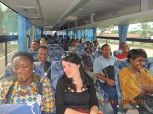 Castle Tour on Bus - Yekini Tokunbo