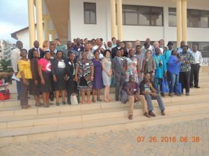 Group Photo - Yekini Tokunbo